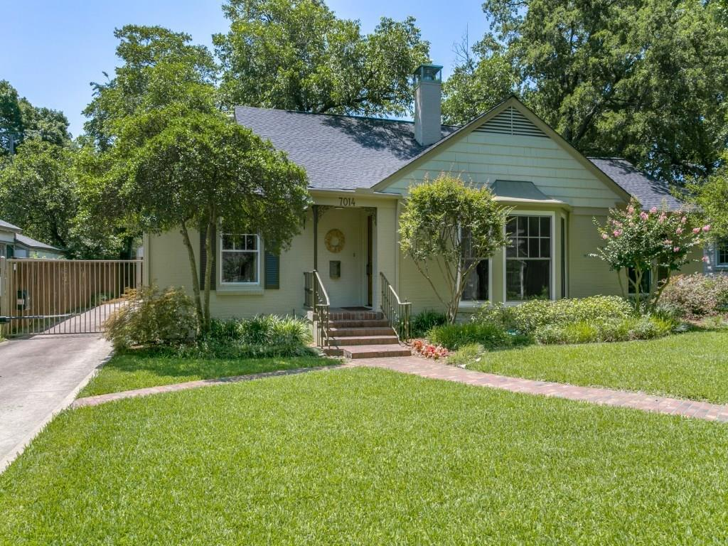 Sold Property | 7014 Meadow Lake Avenue Dallas, Texas 75214 3