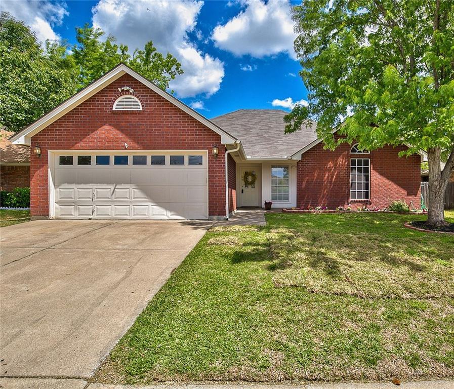 Sold Property | 7716 Prairie Drive Watauga, Texas 76148 1