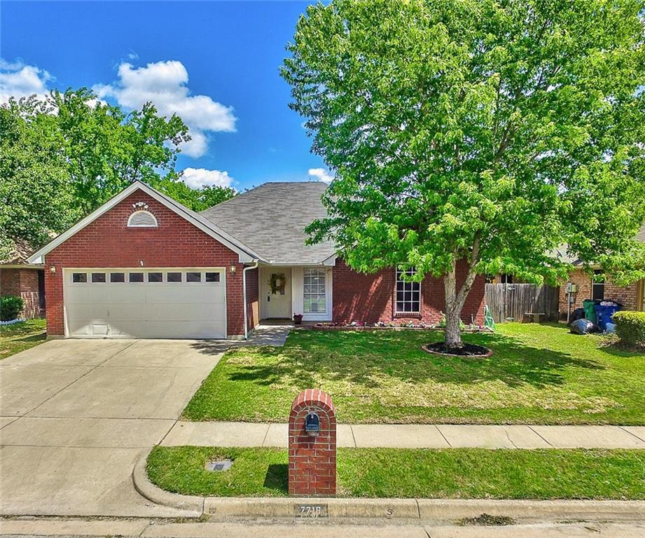 Sold Property | 7716 Prairie Drive Watauga, Texas 76148 2