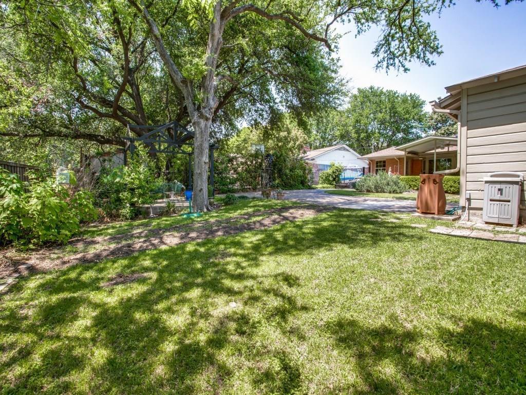 Sold Property | 6246 Saint Albans Drive Dallas, Texas 75214 23