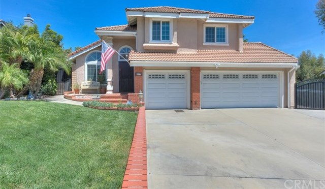 Closed | 3084 Sunrise Court Chino Hills, CA 91709 0