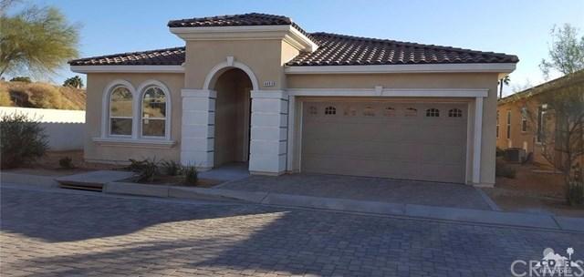 Closed | 4465 Via Del Pelligrino  #81 Palm Desert, CA 92260 0