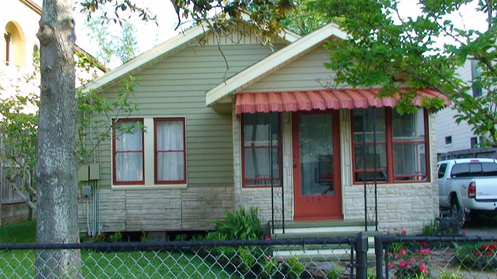 Off Market | 6107 Maxie Street Houston, Texas 77007 0
