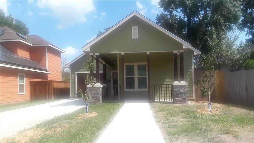 Pending | 3709 Carl Street Dallas, TX 75210 1