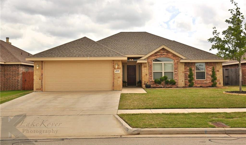 Sold Property | 4725 Yellowstone Trail Abilene, Texas 79602 0