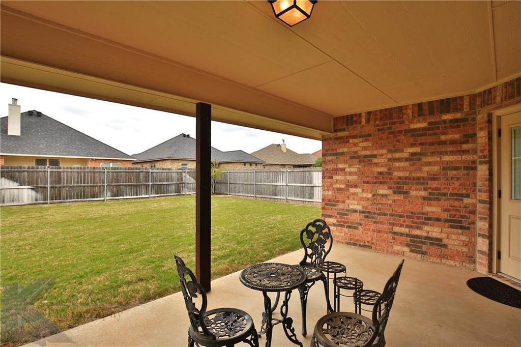 Sold Property | 4725 Yellowstone Trail Abilene, Texas 79602 32