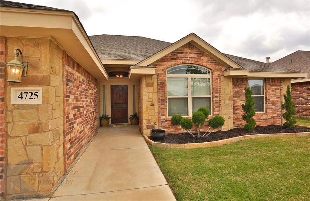 Sold Property | 4725 Yellowstone Trail Abilene, Texas 79602 4