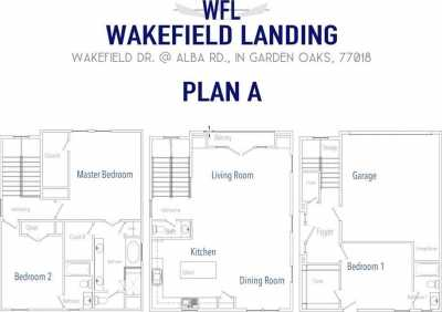 Off Market   868 Wakefield  #A Houston, Texas 77018 37