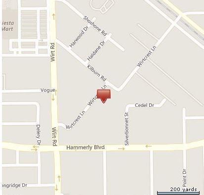 Active   2152 Wirtcrest Lane Houston, TX 77055 1