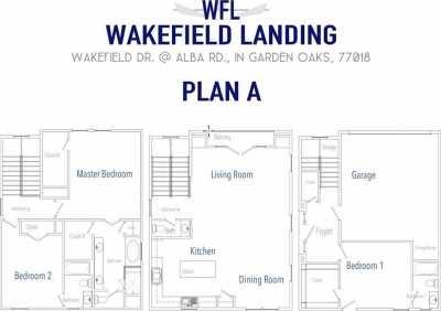 Off Market | 872 Wakefield  #A Houston, Texas 77018 34