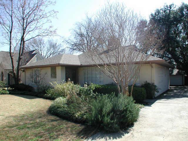 Sold Property | 6848 CASA LOMA Lane Dallas, Texas 75214 0