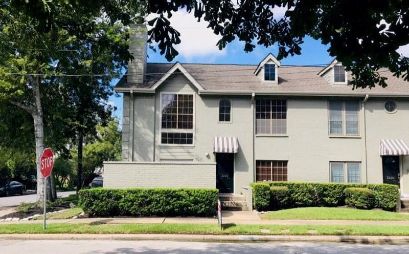 Off Market | 2222 Hopkins Street #2222 Houston, Texas 77006 0