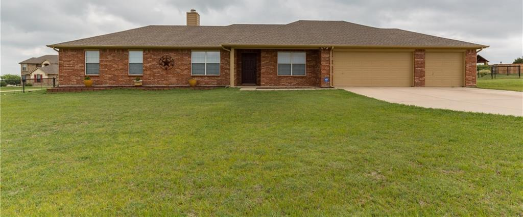 Sold Property | 166 Churchill Circle Weatherford, Texas 76085 1