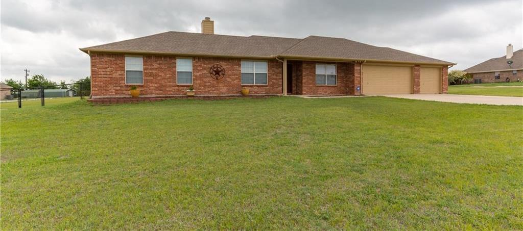 Sold Property | 166 Churchill Circle Weatherford, Texas 76085 2
