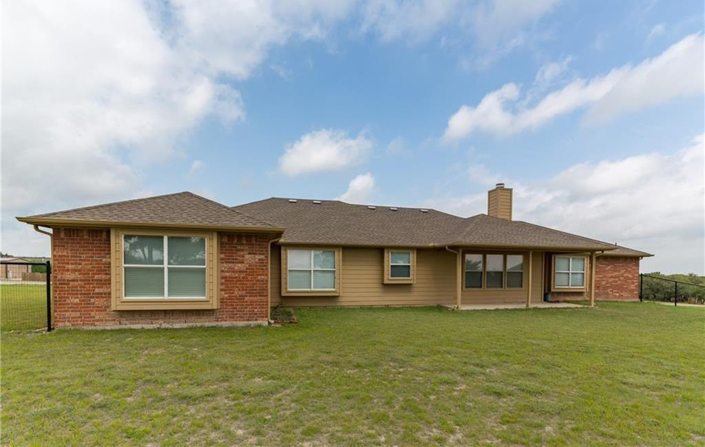 Sold Property | 166 Churchill Circle Weatherford, Texas 76085 21