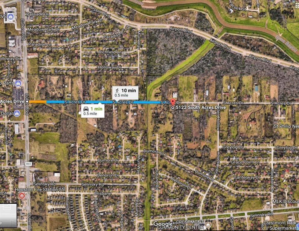 Off Market | 5122 S Acres Drive Houston, Texas 77048 3