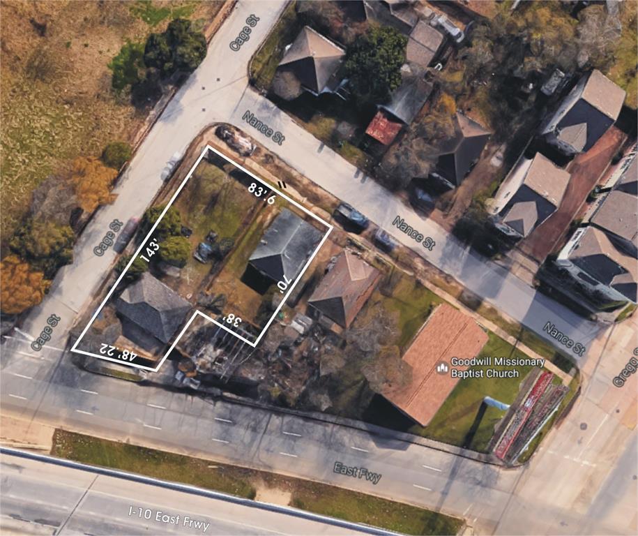 Active | 811 Cage Street Houston, TX 77020 0