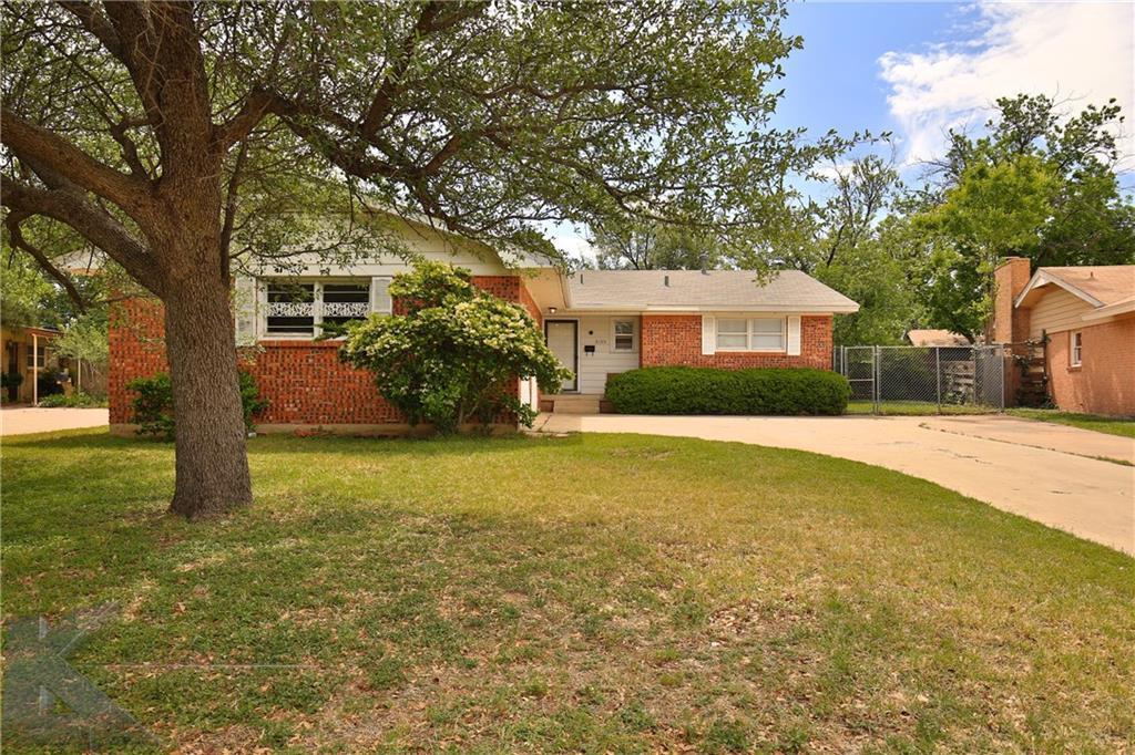 Sold Property   3133 Columbia Drive Abilene, Texas 79605 0