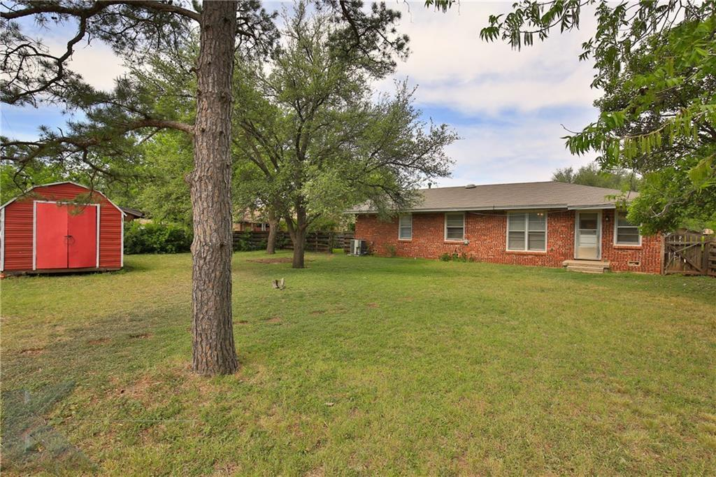 Sold Property | 3133 Columbia Drive Abilene, Texas 79605 29