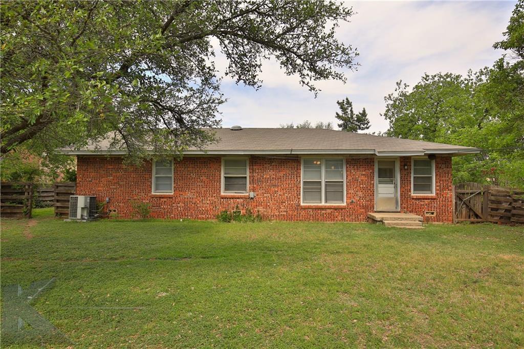 Sold Property   3133 Columbia Drive Abilene, Texas 79605 33