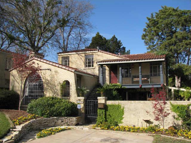 Sold Property   7323 Lakewood Boulevard Dallas, Texas 75214 0