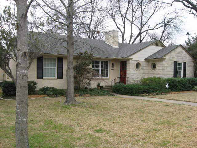 Sold Property | 6904 Bob O Link Drive Dallas, Texas 75214 0