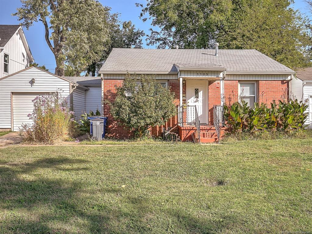 Active | 1105 E 37th Place Tulsa, OK 74105 0