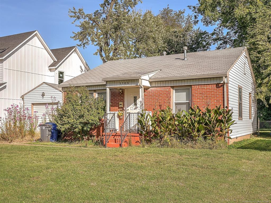 Active | 1105 E 37th Place Tulsa, OK 74105 1