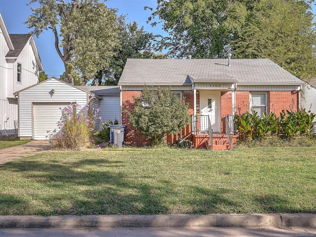 Active | 1105 E 37th Place Tulsa, OK 74105 2