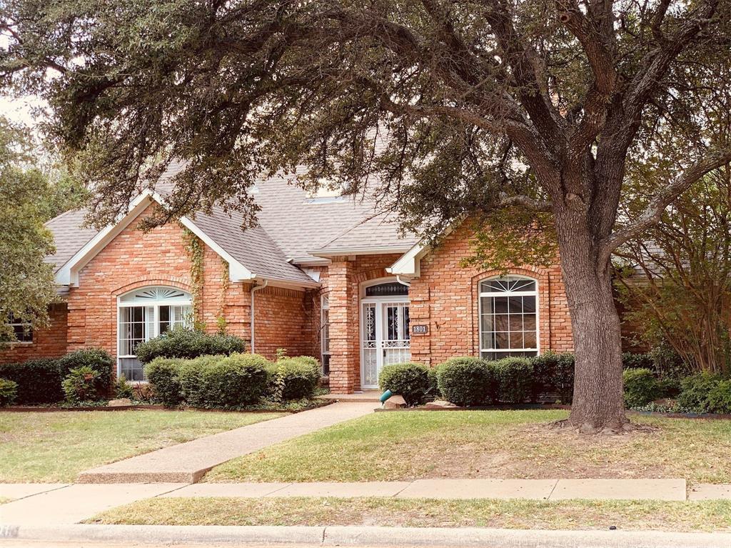 Active Option Contract | 1801 Triple Crown  Lane Plano, TX 75093 1