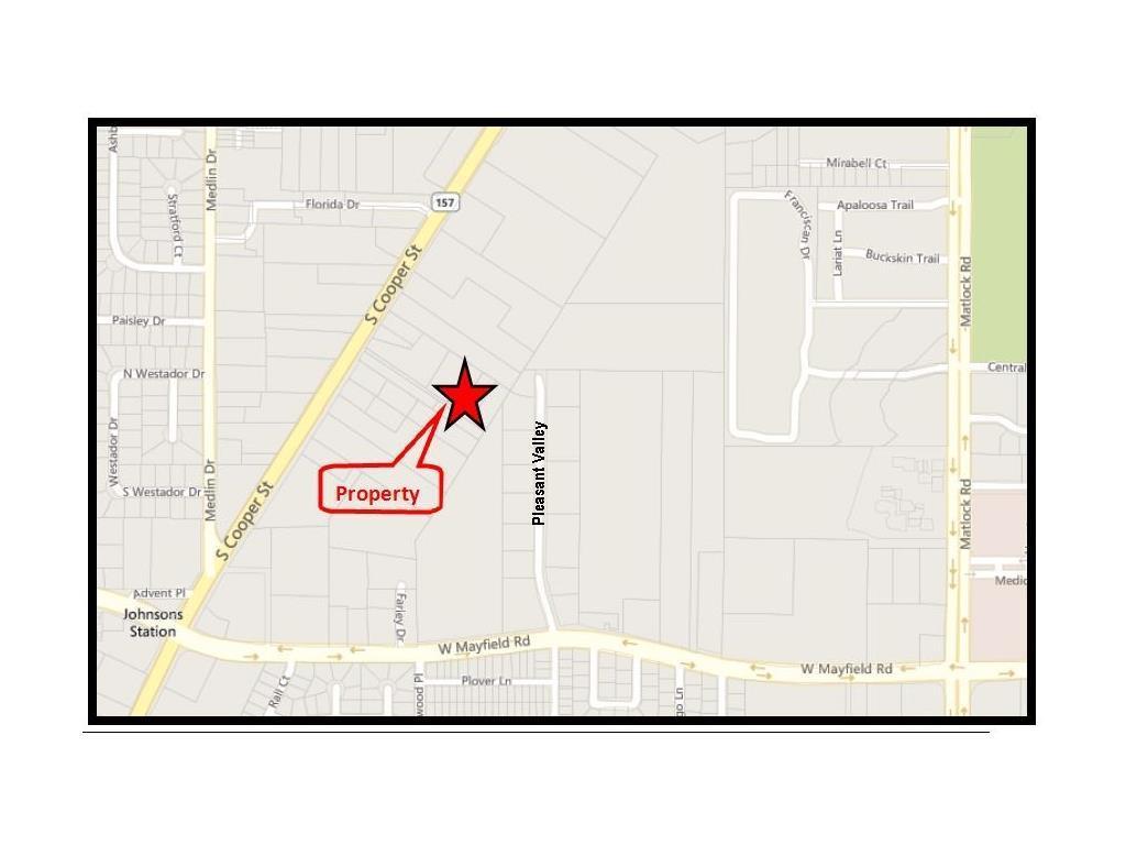 Active Option Contract | 3009 S Cooper Street Arlington, TX 76015 1