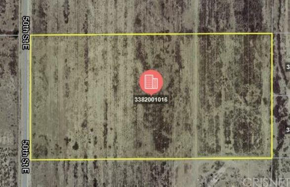 Pending | 0 Vac/50 Ste/Vic Avenue G6 Lancaster, CA 93535 2