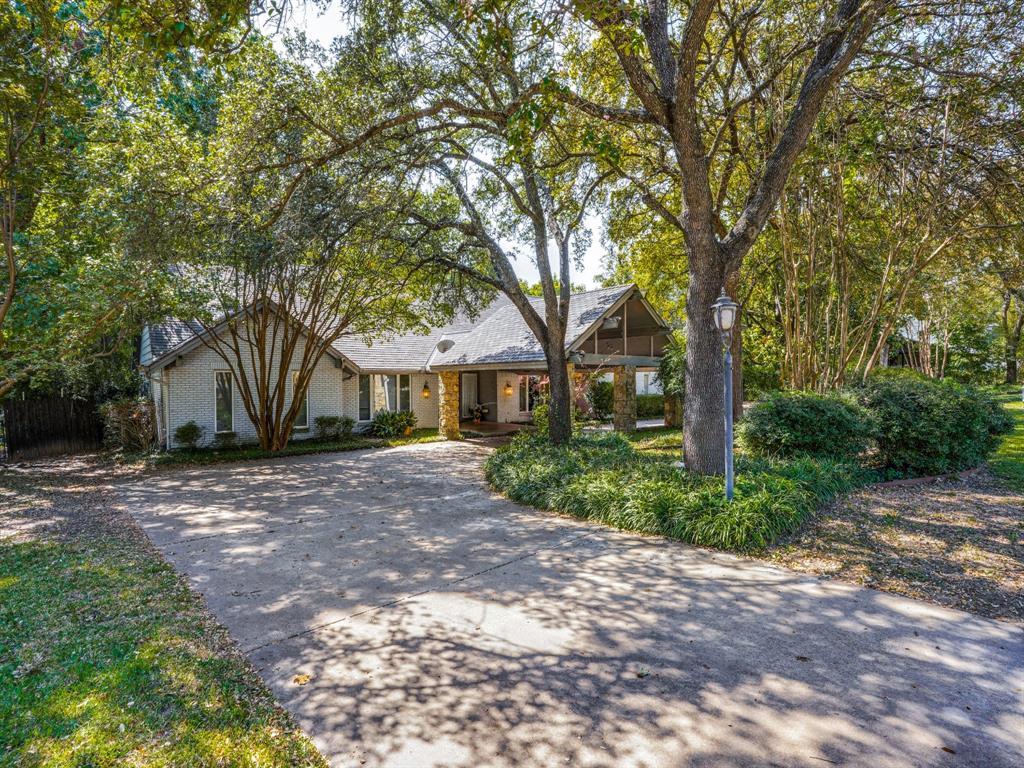 Sold Property   7130 Alexander Drive Dallas, Texas 75214 1