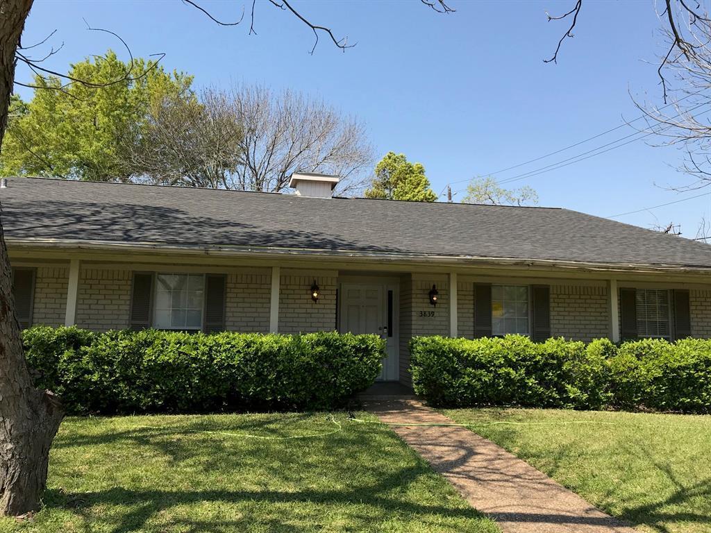 Off Market   3839 SUN VALLEY Drive Houston, Texas 77025 0