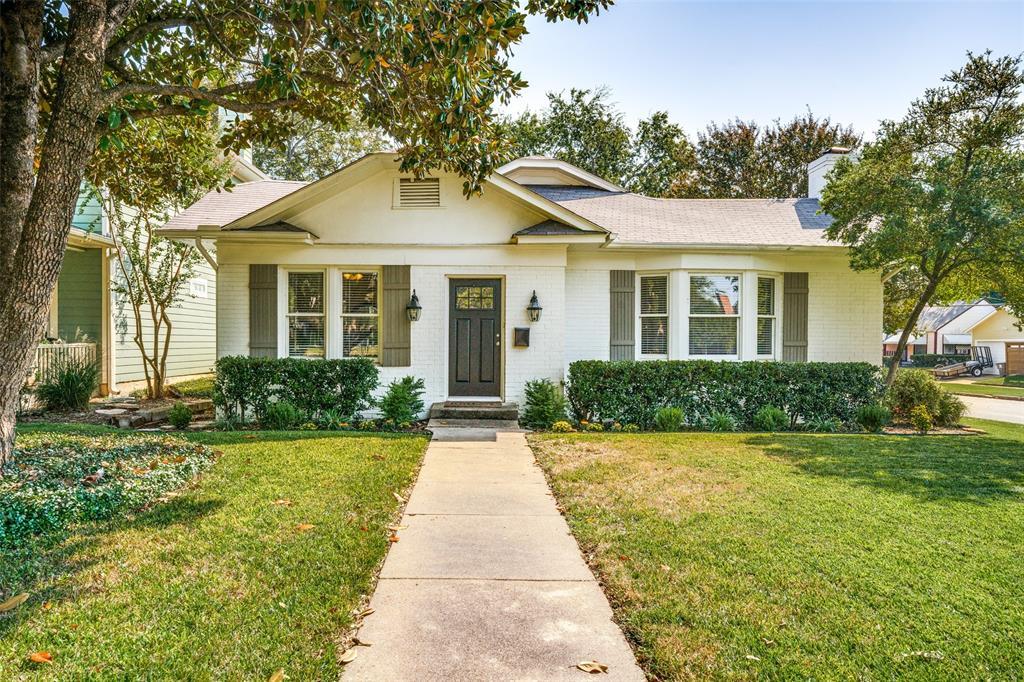 Active Option Contract | 5902 Belmont  Avenue Dallas, TX 75206 1