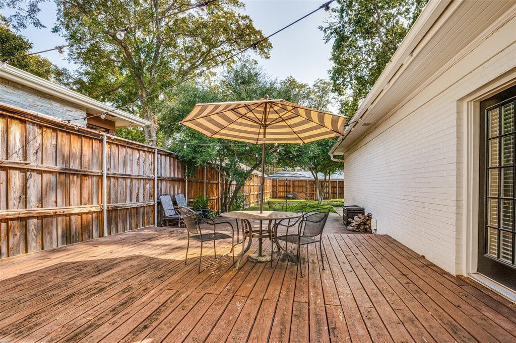 Active Option Contract | 5902 Belmont  Avenue Dallas, TX 75206 20