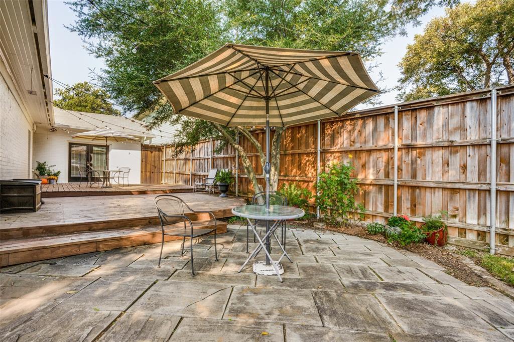 Active Option Contract | 5902 Belmont  Avenue Dallas, TX 75206 21