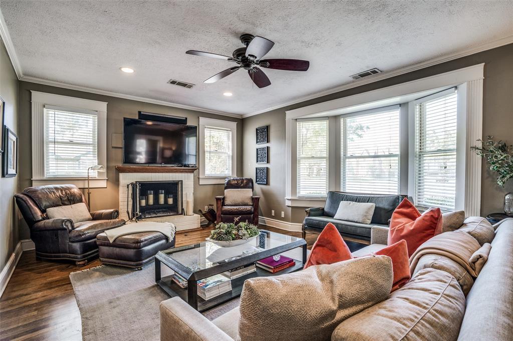 Active Option Contract | 5902 Belmont  Avenue Dallas, TX 75206 6