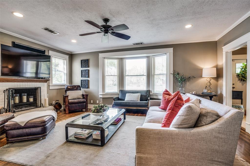 Active Option Contract | 5902 Belmont  Avenue Dallas, TX 75206 7