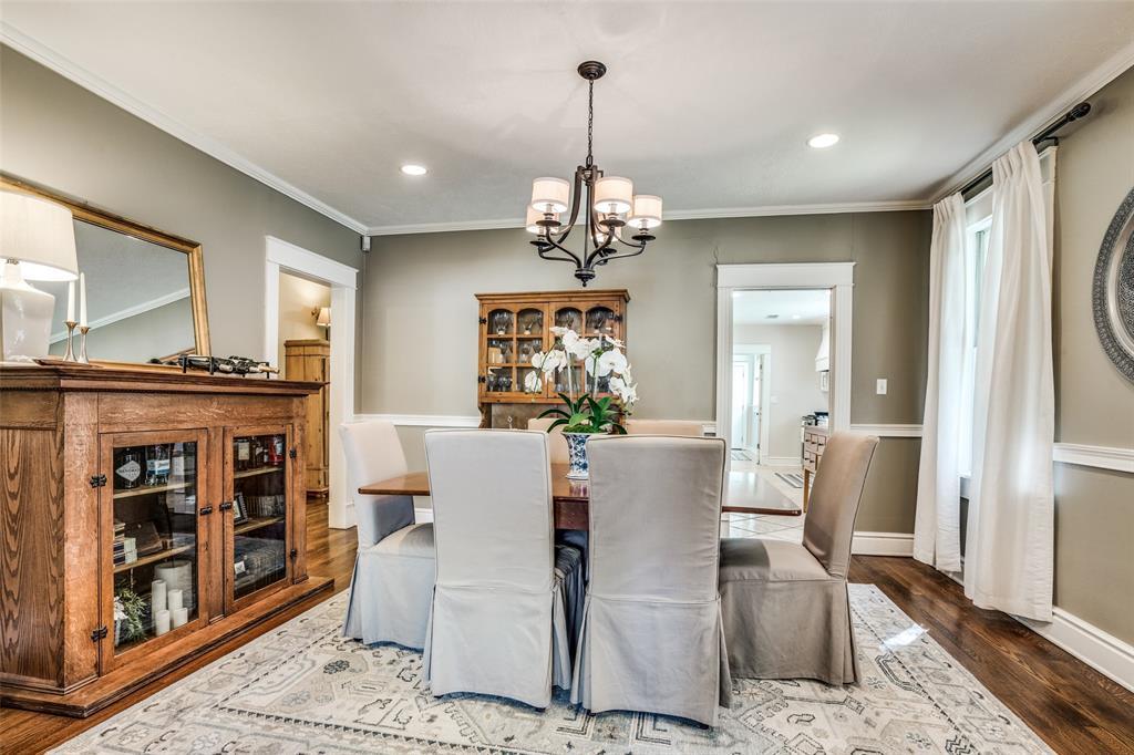 Active Option Contract | 5902 Belmont  Avenue Dallas, TX 75206 9