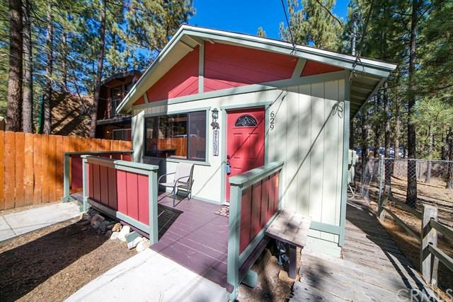 Active Under Contract | 629 Sugarloaf  Boulevard Big Bear, CA 92314 0