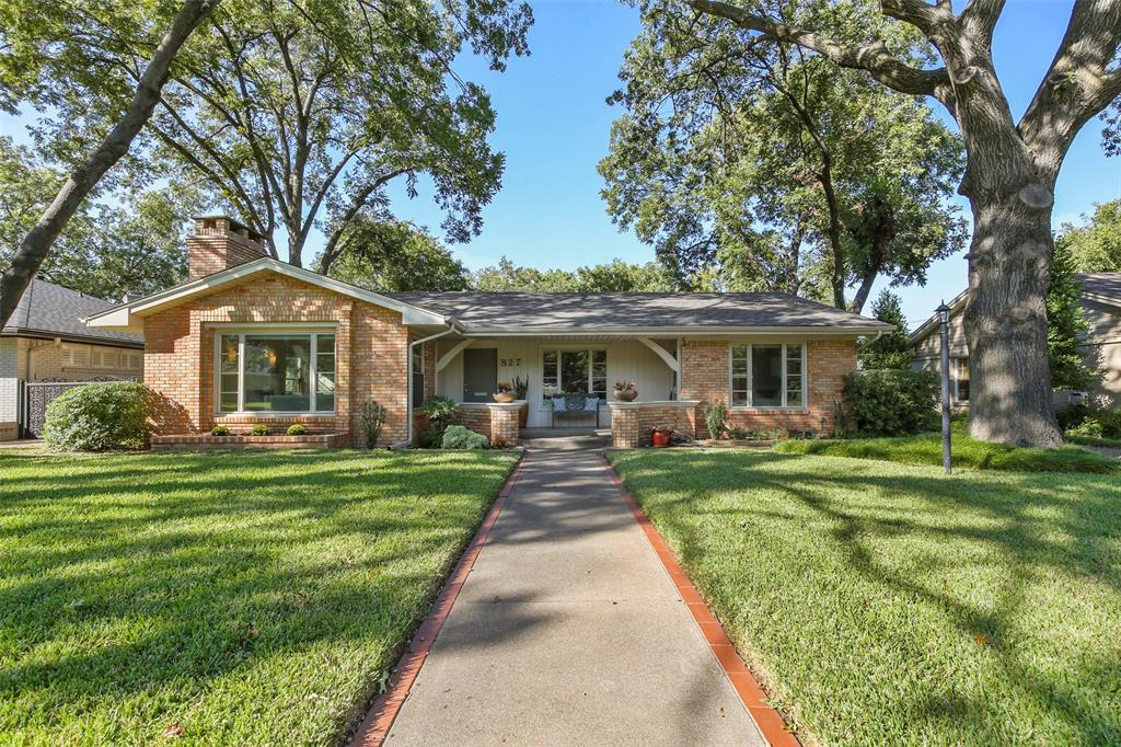 Active Option Contract | 827 W Greenbriar  Lane Dallas, TX 75208 0