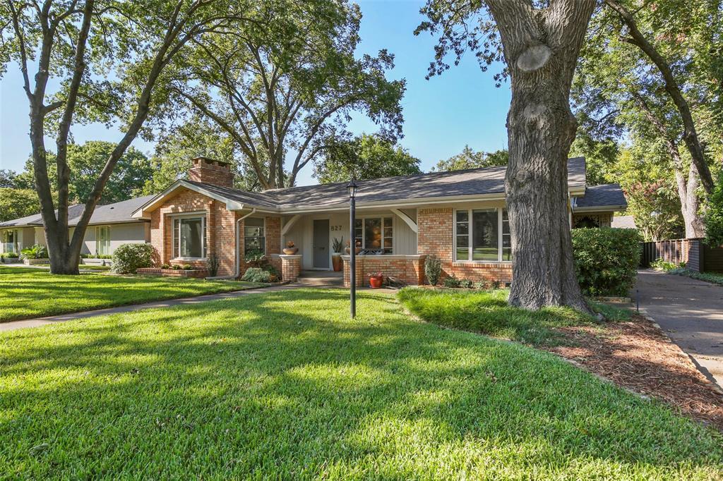 Active Option Contract | 827 W Greenbriar  Lane Dallas, TX 75208 1