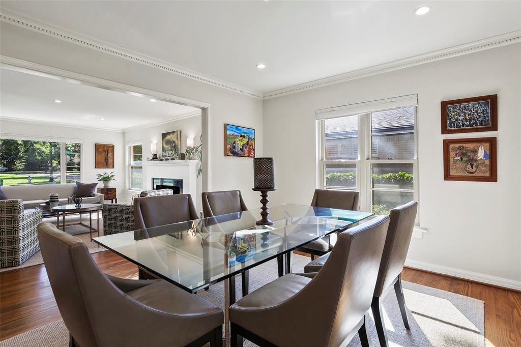 Active Option Contract | 827 W Greenbriar  Lane Dallas, TX 75208 6