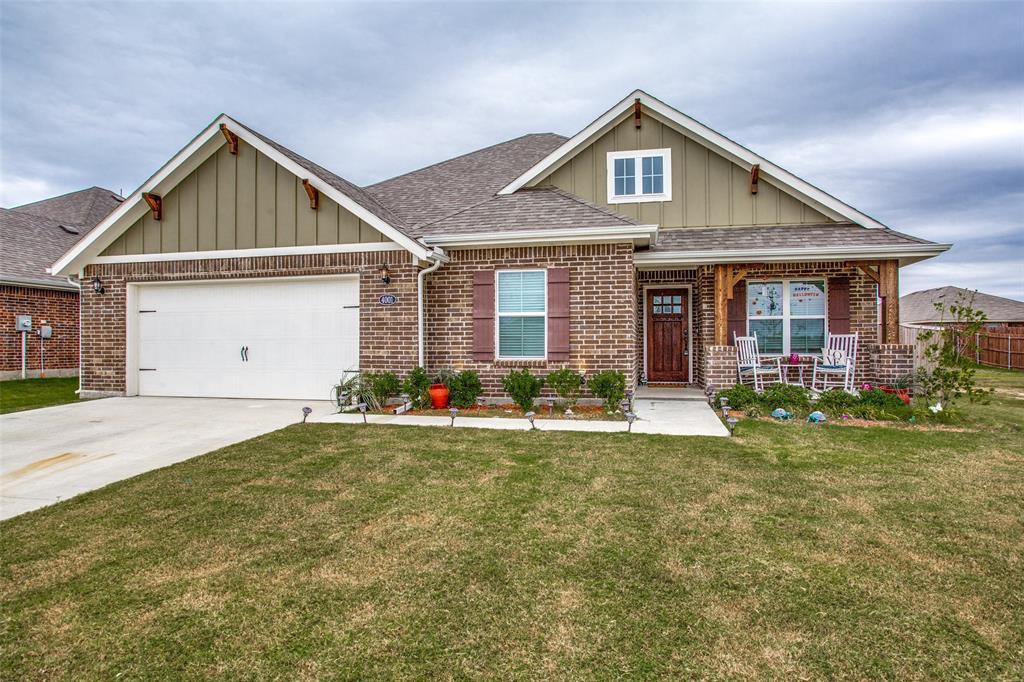 Sold Property | 4001 Montecristo Lane Sanger, Texas 76266 1