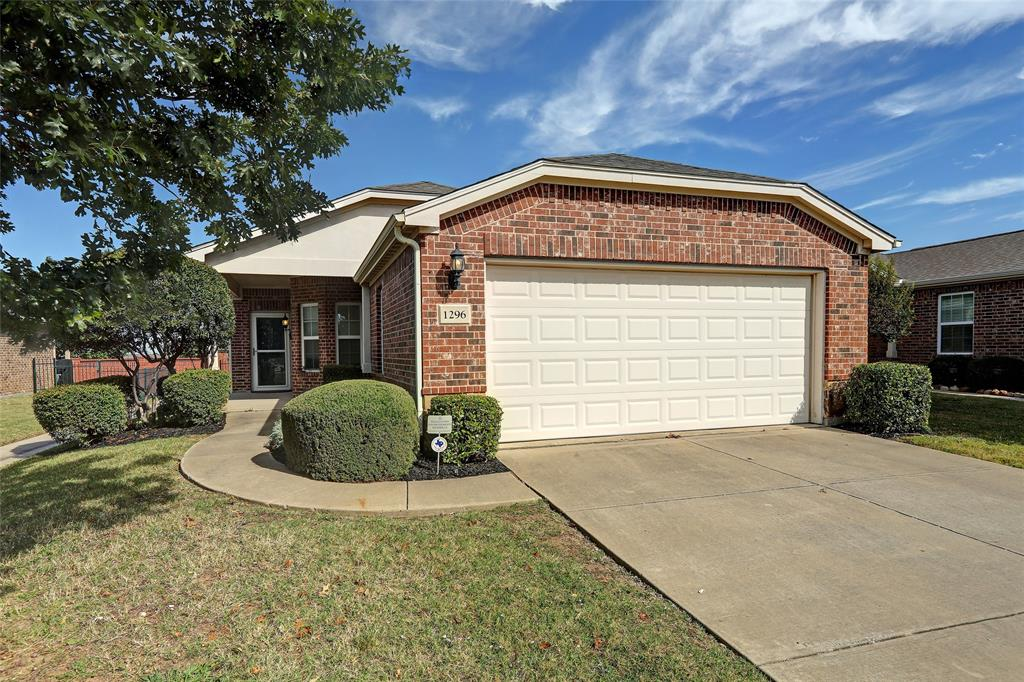 Active Option Contract | 1296 Troon  Drive Frisco, TX 75036 0