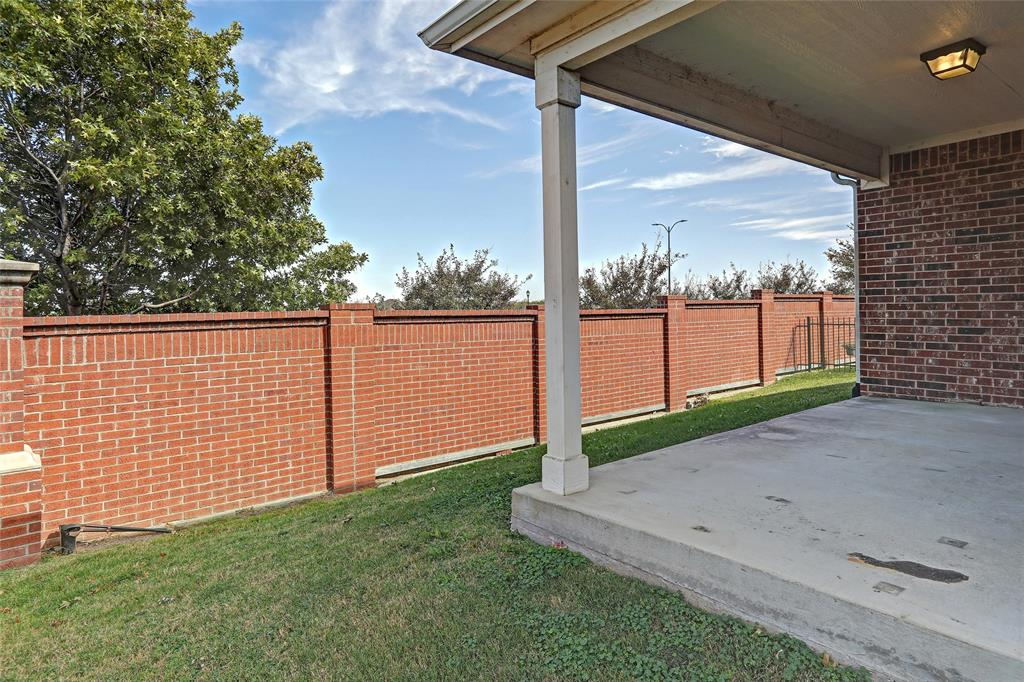 Active Option Contract | 1296 Troon  Drive Frisco, TX 75036 22