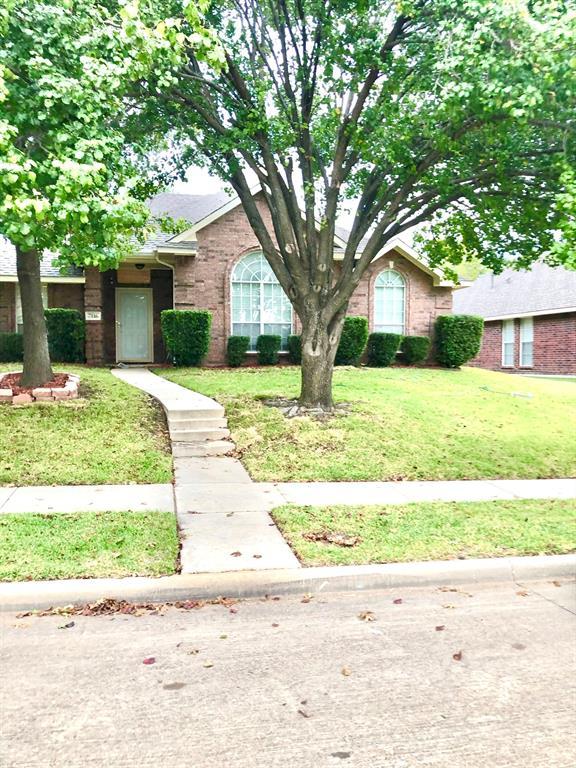 Active Option Contract | 7816 Lancelot  Road Frisco, TX 75035 0