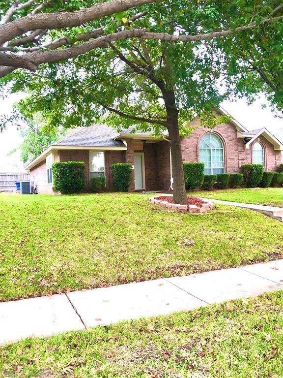 Active Option Contract | 7816 Lancelot  Road Frisco, TX 75035 2