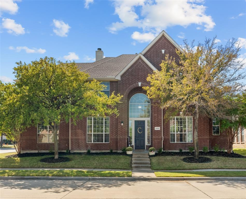 Active | 3409 Continental  Drive Frisco, TX 75034 0
